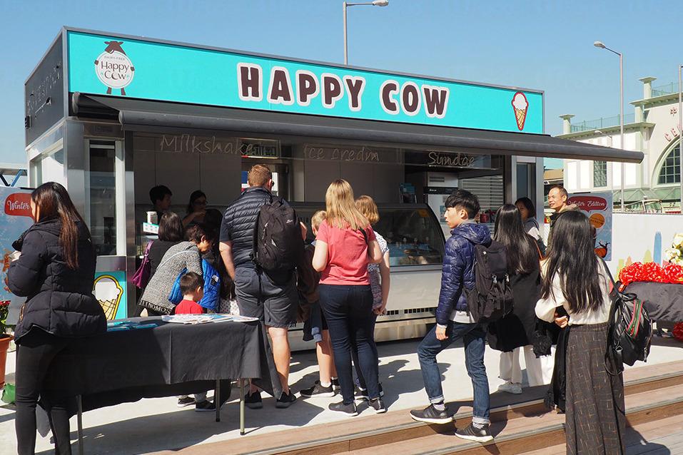 【今日優惠】純素雪糕專門店Happy Cow超抵優惠 一連兩星期杯裝單球雪糕$5