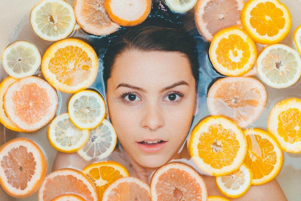 檸檬水美顏