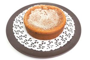 【蛋糕食譜】外脆內軟簡單3步搞掂! 軟心芝士麻糬蛋糕