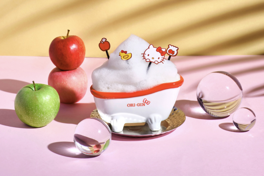 【中環美食】中環酒吧聯乘Hello Kitty推出限定雞尾酒 Kitty Bathtub/PawPaw Milkshake