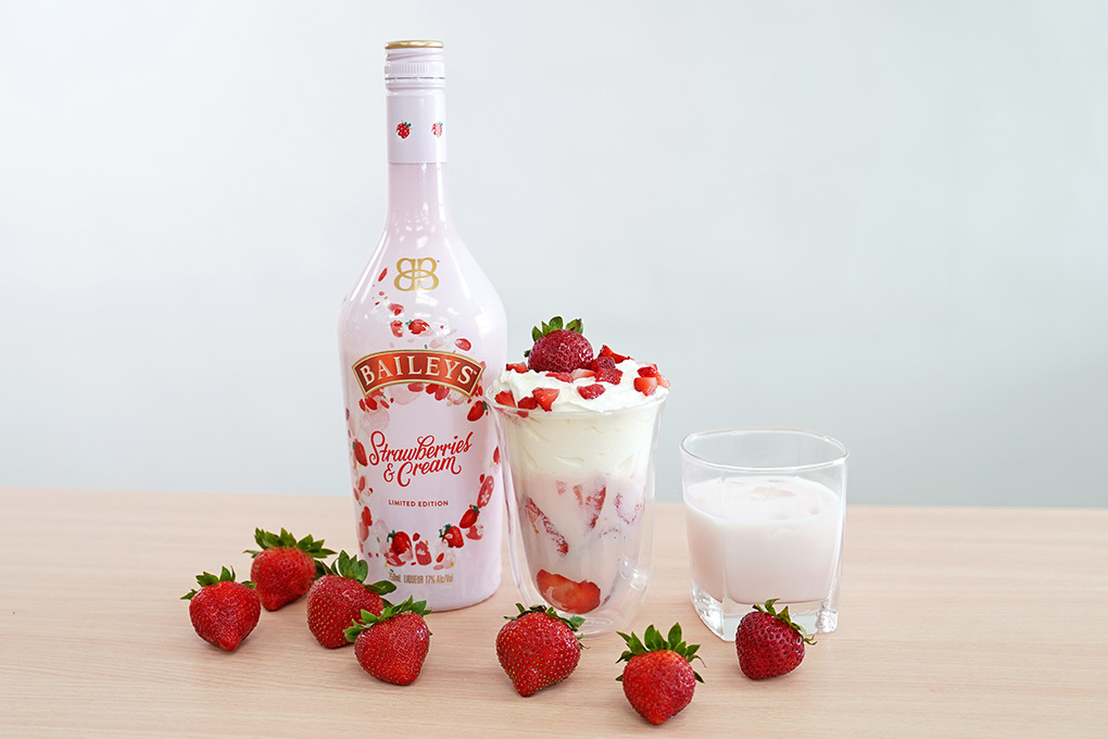 【Baileys 酒/Baileys Strawberry】香港網店都買到! Baileys士多啤梨忌廉奶酒