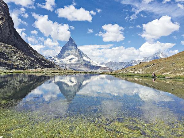 瑞士#馬特洪峰#朱古力