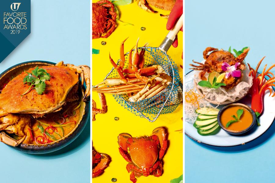 The Astor普慶餐廳 夏日限定鮮味無窮蟹宴