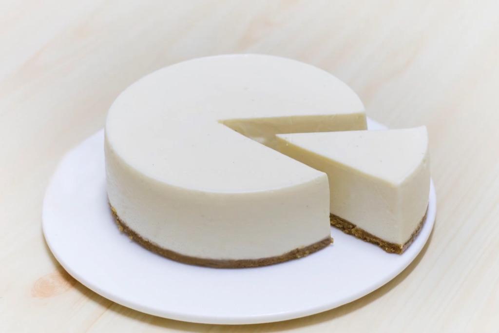 【蛋糕食譜】夏日清新甜品之選!免焗豆腐芝士蛋糕