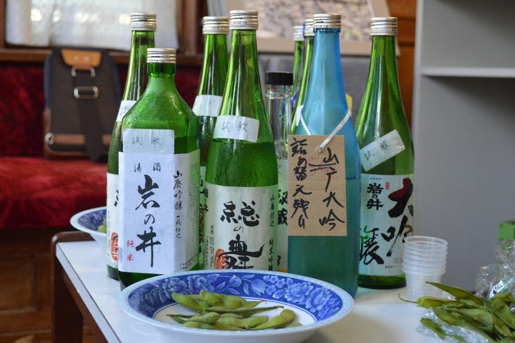 佐酒小吃枝豆