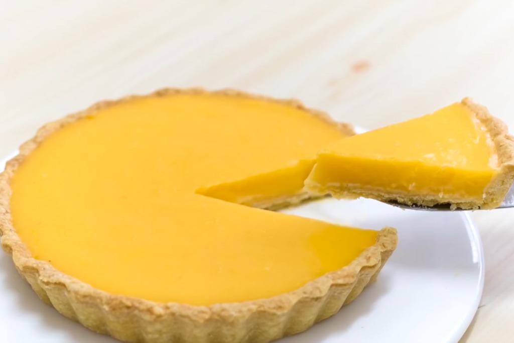 【甜品食譜】夏日簡易甜品食譜! 清新香甜檸檬撻