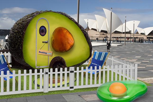 【悉尼景點】由內到外都係牛油果!澳洲牛油果主題露營車 睇悉尼歌劇院大海景