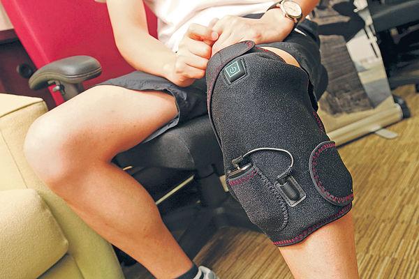 中大研關節治療儀 紓緩長者膝痛