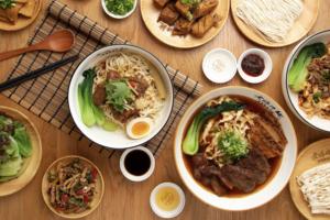 【荃灣美食】老媽拌麵將在荃灣開分店  推出三款香港限定菜式