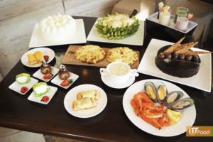【紅磡美食】紅磡都會海逸酒店推出8月限定下午茶自助餐  任食榴槤‧朱古力‧栗子主題甜品