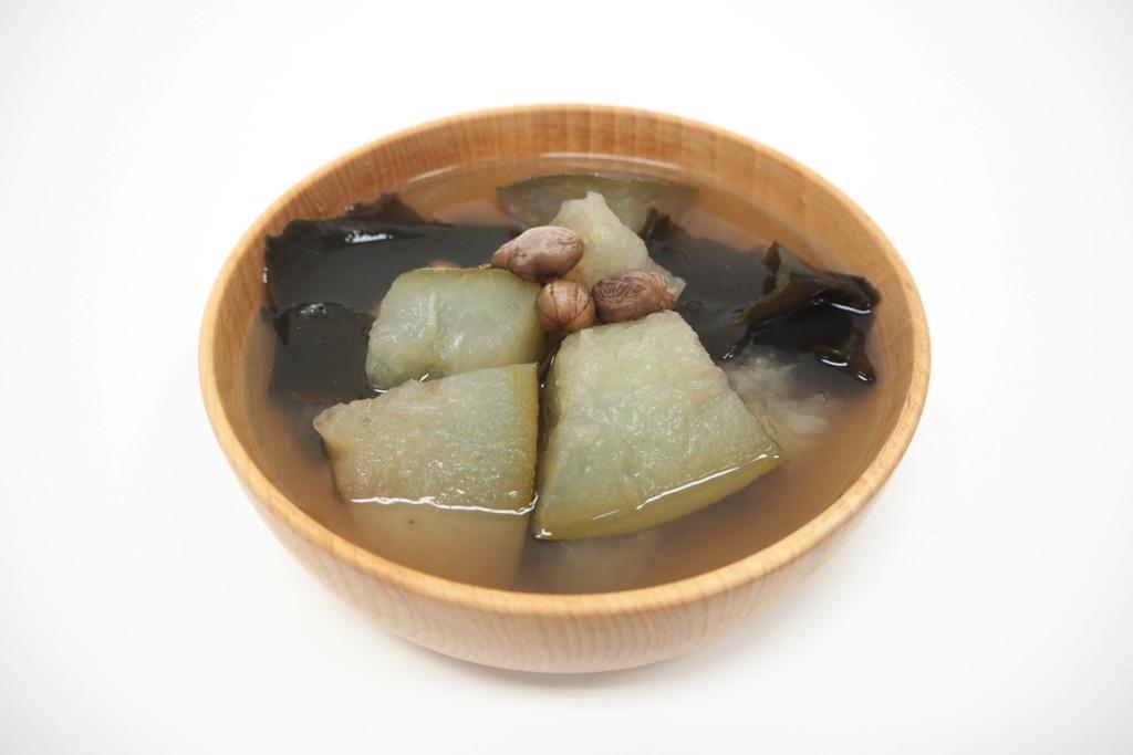 【夏天湯水】夏日消暑清熱減肥湯水  冬瓜海帶薏米素湯
