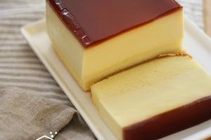 【蛋糕食譜】震騰騰好治癒!屋企都整到大熱甜品  三層焦糖布丁蛋糕