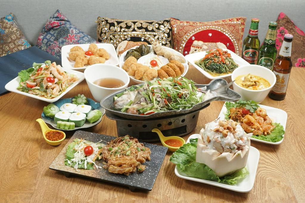 【九龍城美食】泰國菜$1期間限定優惠 一連兩個月至抵價歎泰式烏頭魚/咖喱雞/蝦餅