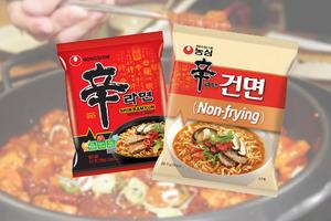 【辛辣麵卡路里】韓國辛辣麵推出健康非油炸版本 卡路里減30% 減肥都食得!