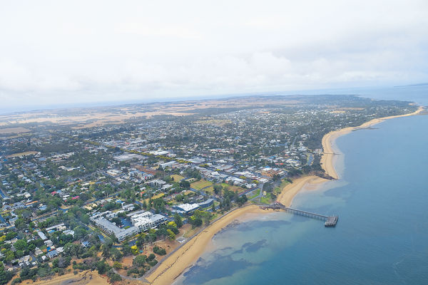 澳洲菲利普島 坐直升機賞漁村美景