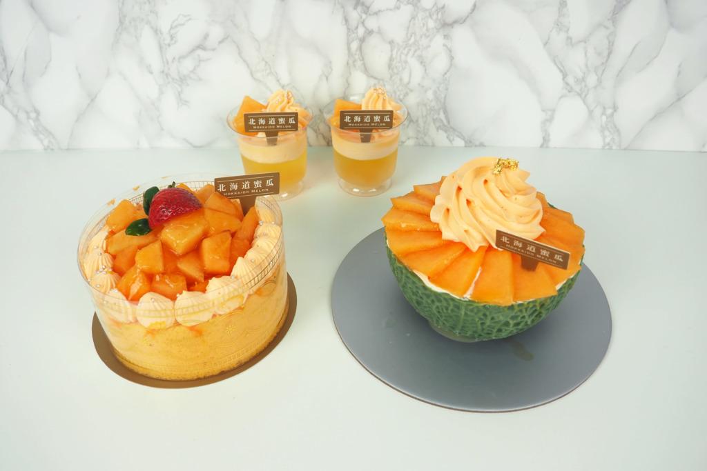 【聖安娜新品】聖安娜再度推出北海道蜜瓜系列蛋糕 全新芒果椰子系列同步登場