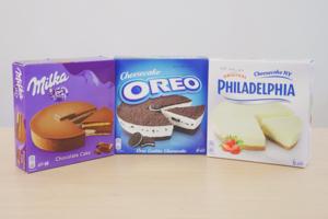【Oreo蛋糕 香港】全港三款搶手熱賣甜品 Oreo芝士蛋糕/Milka朱古力蛋糕/PHILADELPHIA紐約芝士蛋糕