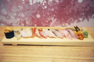 【尖沙咀美食】尖沙咀新開立食壽司店立濱 足料魚生丼/主廚發辦Omakase