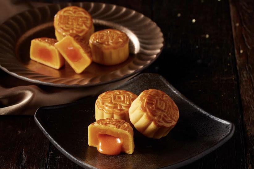 【中秋節2019】聖安娜月餅推出兩款奶黃月餅 金月奶黃月餅/金沙流心奶黃月餅