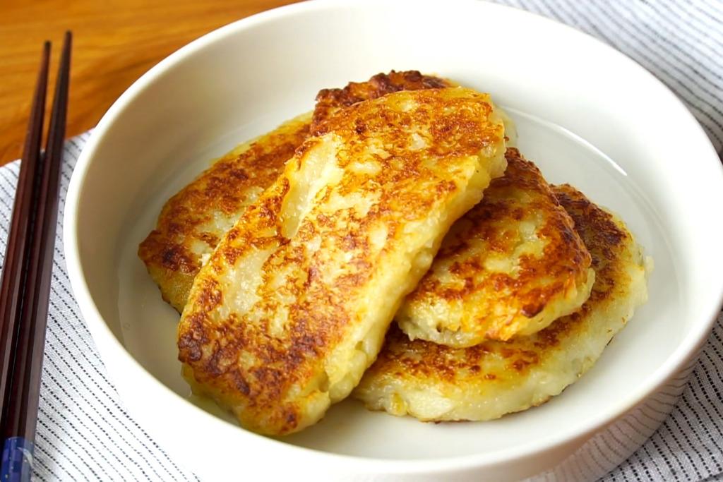 【西式食譜】大人細路都鍾意食!輕鬆自製金黃香脆薯餅