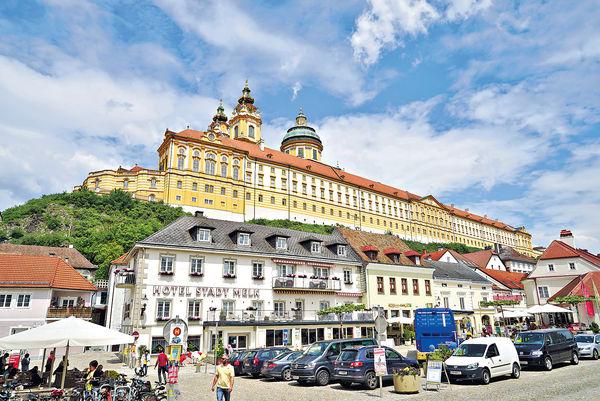 奧地利 訪全球最美巴洛克修道院