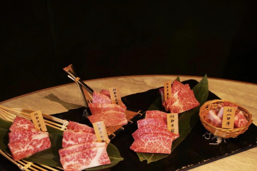 【荃灣美食】荃灣六千呎日尚八日式燒肉放題  日本直送和牛/海鮮刺身/和牛小食