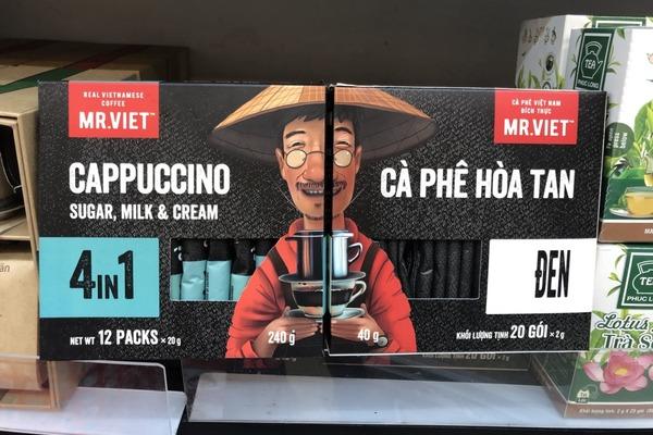【越南手信】越南必買10大超級市場手信美食推介  Pho杯麵/越南咖啡/連皮腰果
