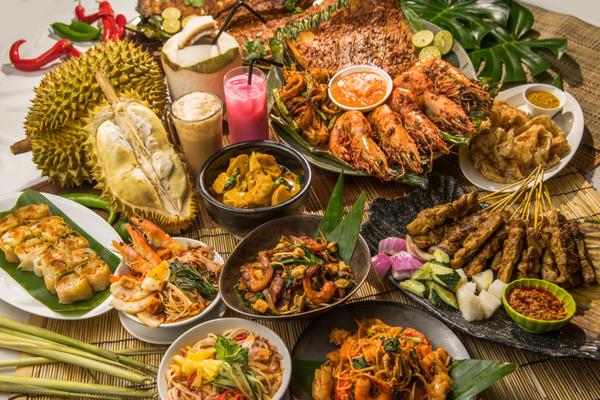 【澳門美食】澳門銀河酒店第八屆馬來西亞美食節   必食白胡椒蟹/榴槤甜點/蠔煎/肉骨茶