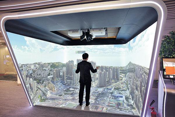 影像分析技術防堵車 政府過百項創新科技改善民生