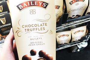 【新加坡手信】新加坡超市零食店手信推介 Baileys酒心朱古力/阿華田麵包醬/榴槤咖央醬