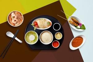【K11 MUSEA】新加坡文華Chatterbox抵港 尖沙咀開首間海外分店賣招牌海南雞飯