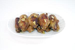 【雞翼食譜】3步輕鬆完成!香口蒜蓉牛油雞翼食譜
