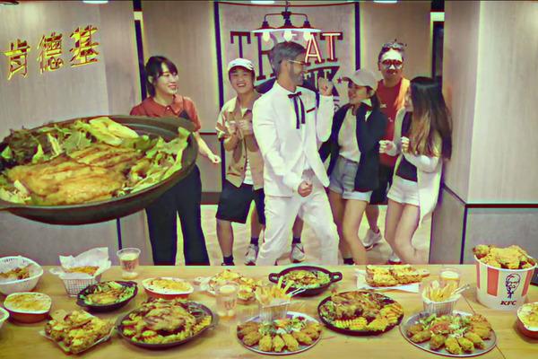 【KFC廣告】KFC上校大唱水調歌頭慶祝中秋節!吟詩作對贈三哥、麥當勞