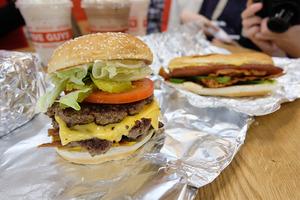 【尖沙咀美食】美國人氣漢堡包店Five guys再開新分店!即將進駐尖沙咀K11 MUSEA