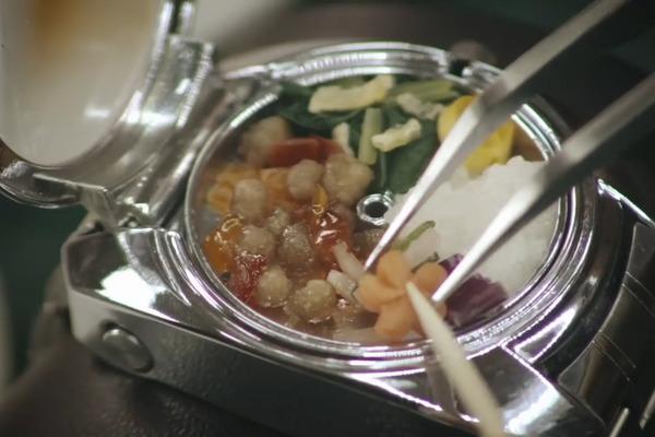 【手錶便當】幾忙都要食飯!日本神級巧手工藝設計 全球最細手機便當