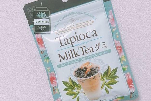 日本推出珍珠奶茶口味軟糖 各大超市便利店有得買!