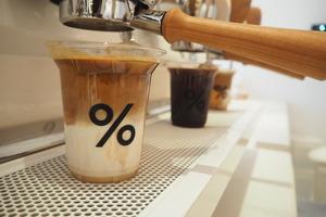 【尖沙咀Cafe打卡】% Arabica將於尖沙咀K11 MUSEA開新分店 招牌烘焙咖啡拿鐵/抹茶Latte