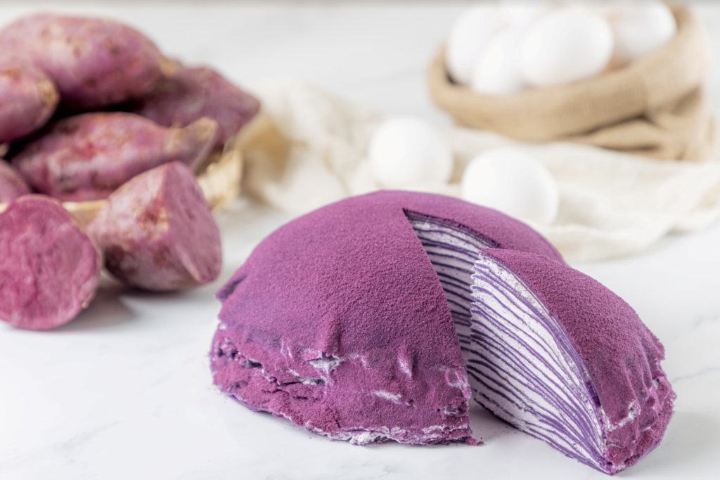 【紅磡自助餐】紅磡都會海逸酒店推出8折紫薯下午茶自助餐 任食紫薯千層蛋糕/芝士蛋糕/即製窩夫