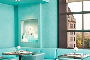 【尖沙咀美食】The Tiffany Blue Box Cafe登陸香港!亞洲首間旗艦店10月初插旗尖沙咀