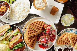 【咖啡弄Coffee Alley】告別招牌厚鬆餅!咖啡弄香港分店因營運考量結束營業