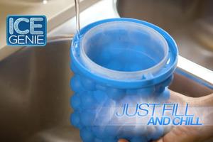 【廚具用品】一次製作40粒冰塊!製冰+汽水雪糕保冷  美國矽膠製冰神器