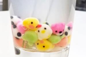 【珍珠奶茶 珍珠】珍珠奶茶狂熱無極限! 小雞、兔仔、熊貓、企鵝變身可愛動物珍珠/湯丸