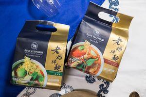 【老媽拌麵香港】一田獨家發售老媽拌麵新口味 泰國米芝蓮餐廳藍象調配全新咖哩拌麵