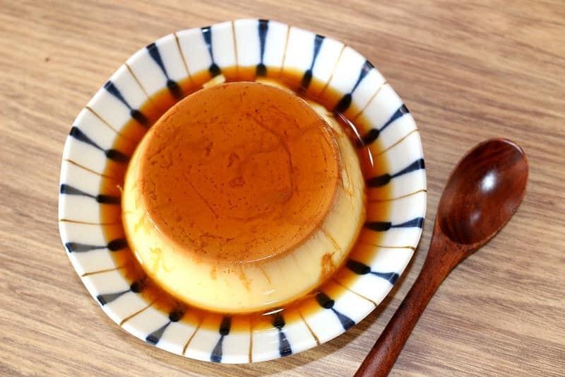 【台灣美食】台灣老字號日式布丁甜點店   焦糖雞蛋布丁沙冰/芋頭奶酪布丁