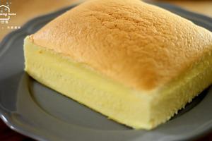 【蛋糕食譜】4步完成簡易蛋糕食譜  超鬆軟日式棉花蛋糕