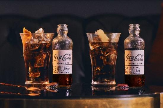 【調酒可樂】香港都買到!可口可樂首創調酒專用可樂 3款全新口味適合混合威士忌/龍舌蘭/冧酒