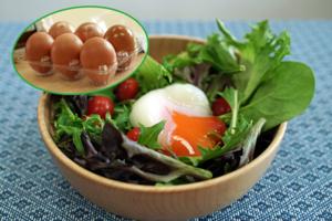 【懶人食物】省時方便懶人恩物! 打開即食流心溫泉蛋