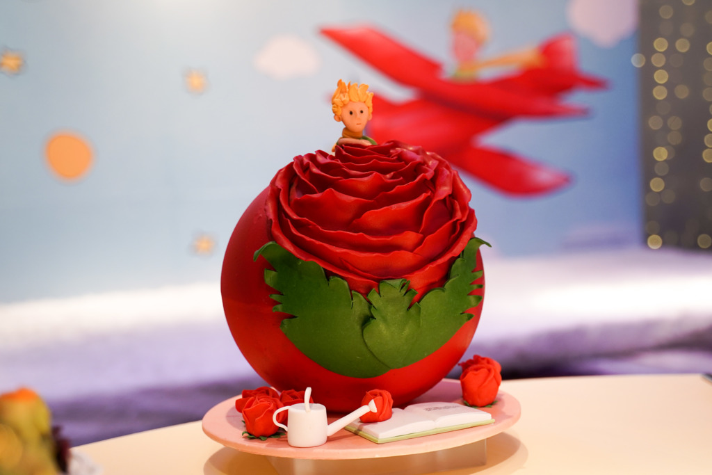 【Bombshell蛋糕】Bombshell聯乘《小王子》推出造型蛋糕 呈現B612星球/玫瑰花/狐狸經典元素