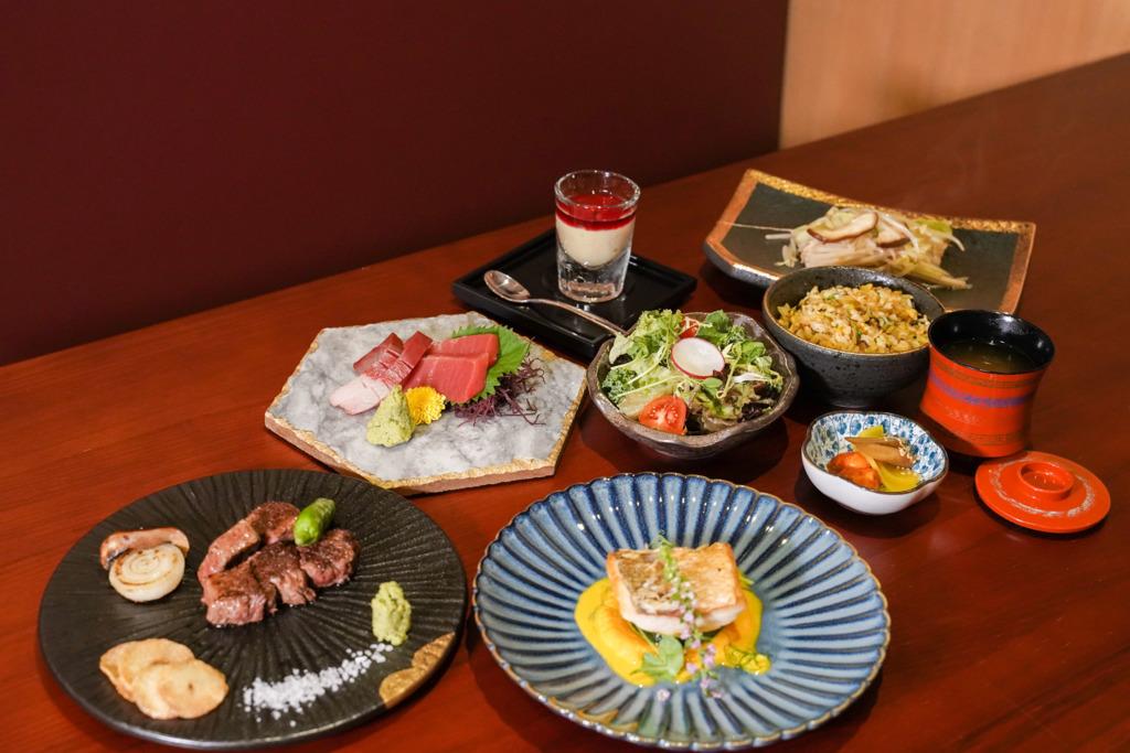 福川鐵板燒套餐