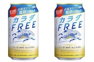 【減肥恩物】日本新推出消脂啤酒減小腹!0卡路里/0糖分/0脂肪